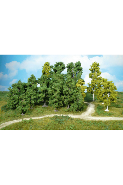 Heki 1950 Набор деревьев 10шт 8-12см