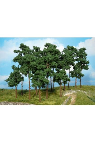 Heki 1953 Набор из 9 деревьев 10-16см