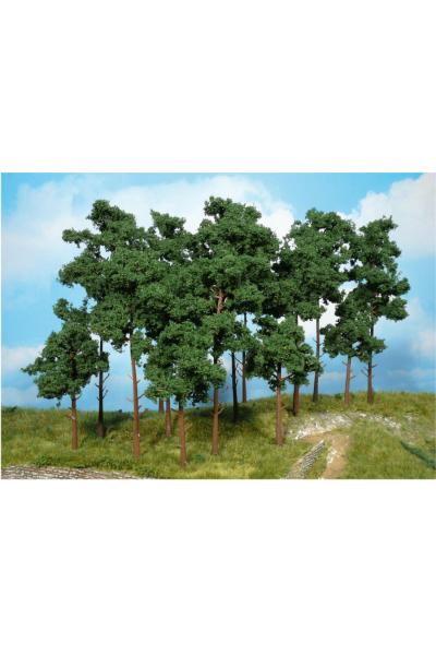 Heki 1954 Набор деревьев 5шт 20см