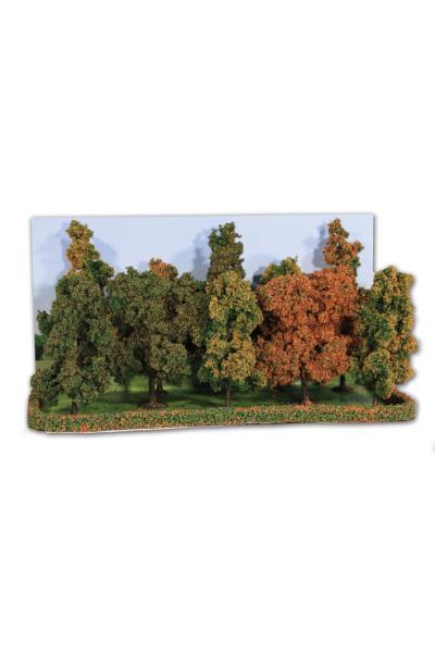 Heki 2000 Набор деревьев 10шт 10-14см