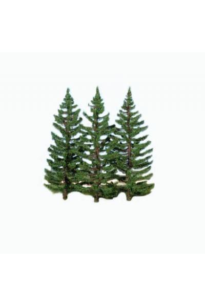 Heki 2129 Набор деревьев 2шт 20см