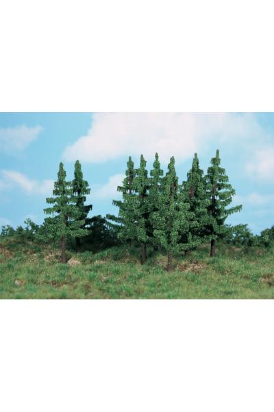 Heki 2139 Набор деревьев 10шт 12см