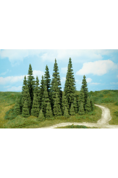 Heki 2150 Набор деревьев 10шт 5см