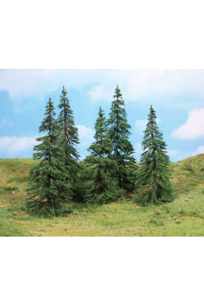 Heki 2170 Набор деревьев 5шт 14-18см