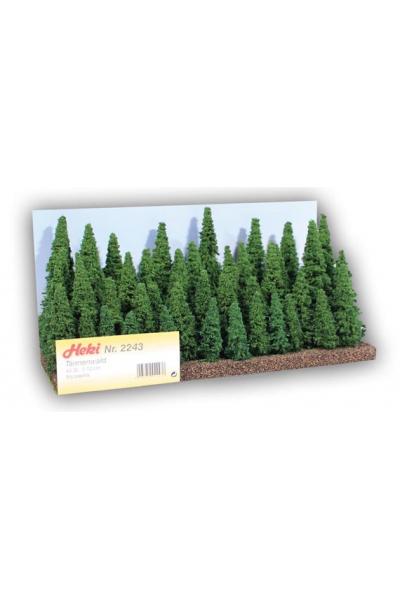 Heki 2243 Набор деревьев 40шт 5-12см
