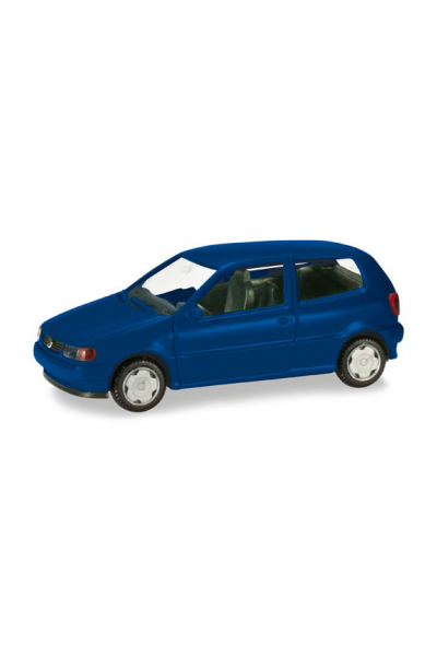 Herpa 012140-005 Автомобиль Miki VW Polo 1/87
