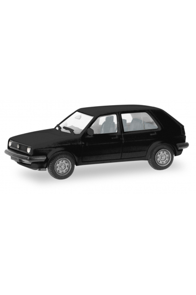 Herpa 012195-007 Автомобиль VW Golf II 1/87