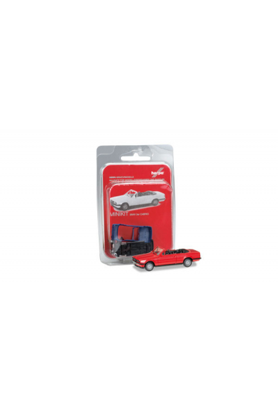 Herpa 012225-005 Автомобиль BMW 3er Cabrio 1/87