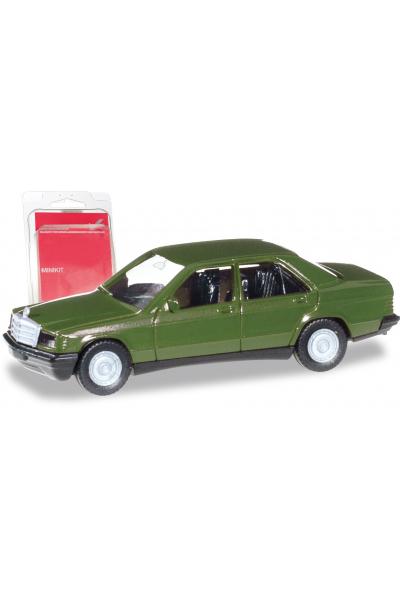 Herpa 012409-006 Автомобиль MiKi MB 190 1/87