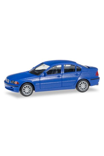 Herpa 012416-006 Автомобиль BMW 3er™ Limousine E46 1/87