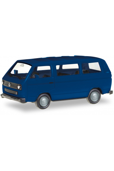 Herpa 013093-002 Автомобиль VW T3 Bus 1/87