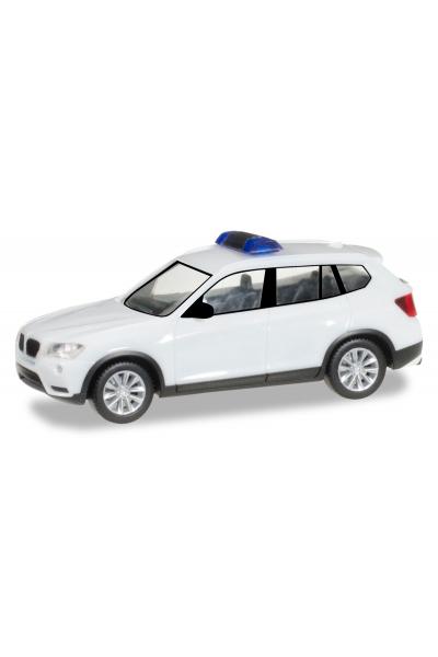 Herpa 013130 Автомобиль BMW X3 1/87