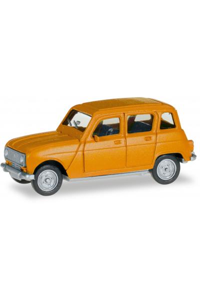 Herpa 020190-006 Автомобиль Renault R4 1/87