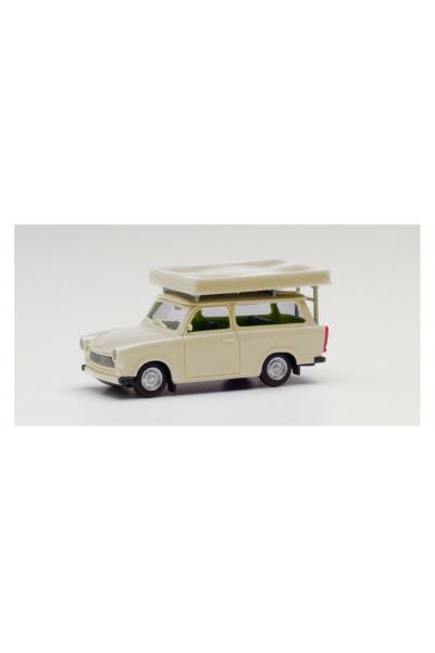 Herpa 024181-002 Автомобиль Trabant Dachzelt 1/87