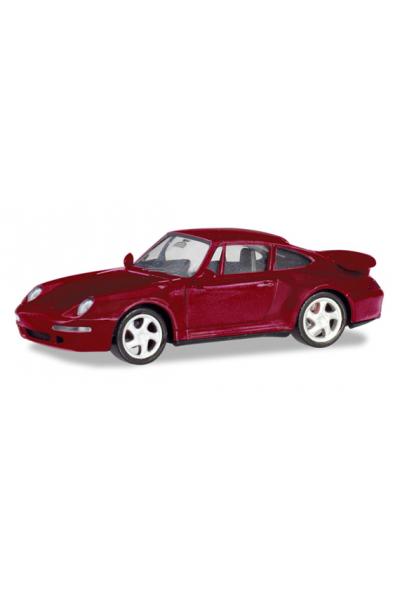 Herpa 031899-002 Автомобиль Porsche 911 T 1/87