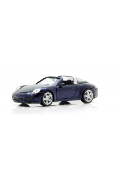 Herpa 038867 Автомобиль Porsche 911 Targa 4 1/87