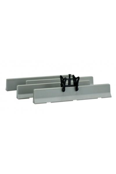 Herpa 053174 Блоки заграждения
