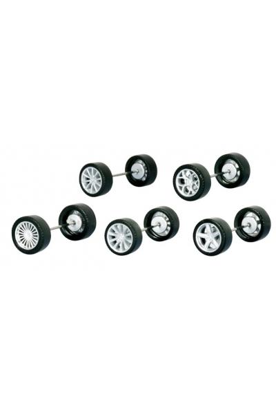 Herpa 053358 Набор колёс для BMW
