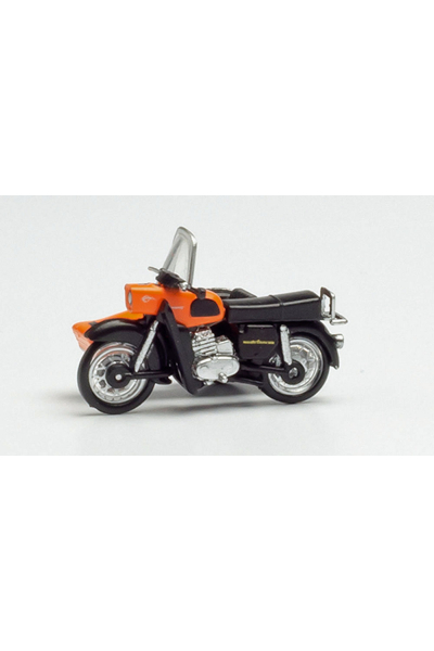 Herpa 053433-005 Мотоцикл MZ 250 mit 1/87