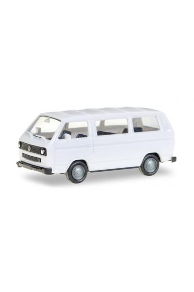 Herpa 093156 Автомобиль Volkswagen T3 Bus Epoche IV 1/87