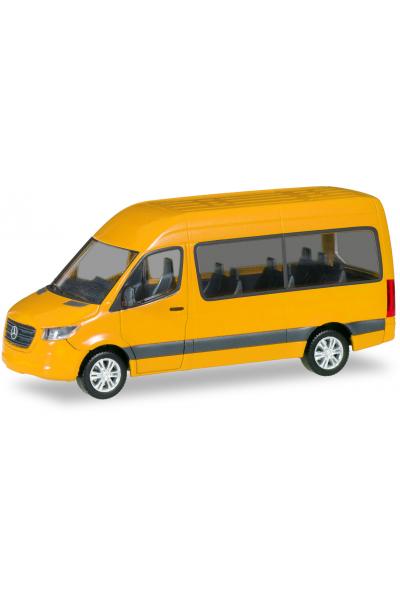 Herpa 093804-002 Автомобиль Mercedes-Benz Sprinter 18 Bus HD 1/87