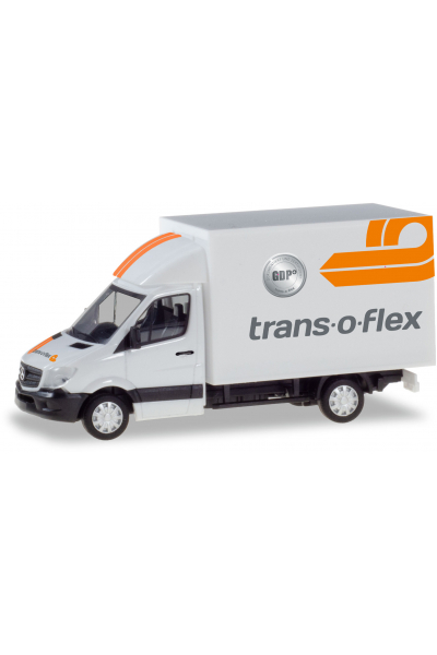 Herpa 094542 Автомобиль Mercedes-Benz Sprinter Trans-O-Flex 1/87