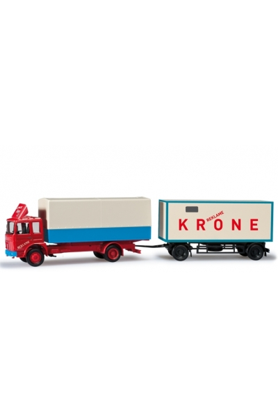 "Herpa 303224 MAN F 8 ""Circus Krone"""