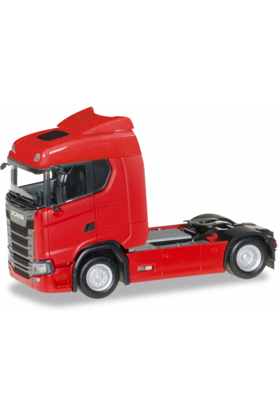 Herpa 310185 Автомобиль Scania CS 20 Niederdach Zugma 1/87