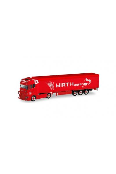 Herpa 311519 Автомобиль Scania CS HD 1/87