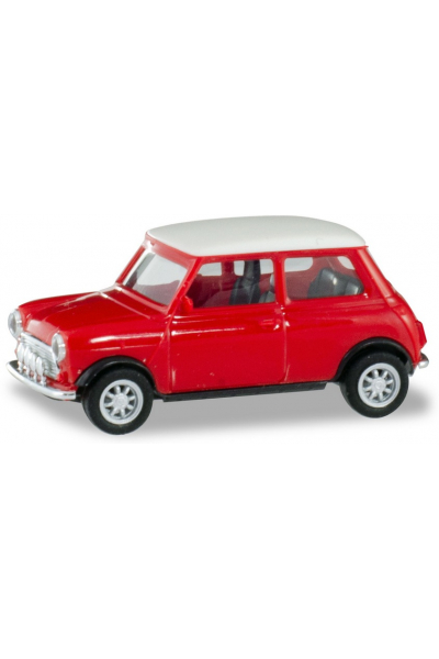 Herpa 420471 Автомобиль Mini Cooper 1/87