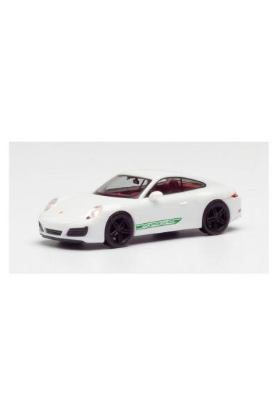 Herpa 420556 Автомобиль Porsche 911 (992) Carrera2 1/87