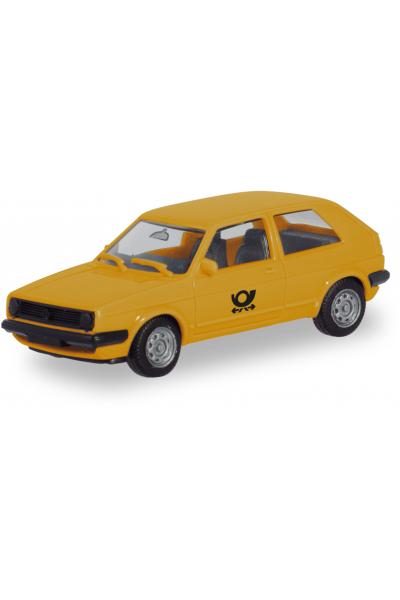 Herpa 094832 Автомобиль VW Golf II Post 1/87