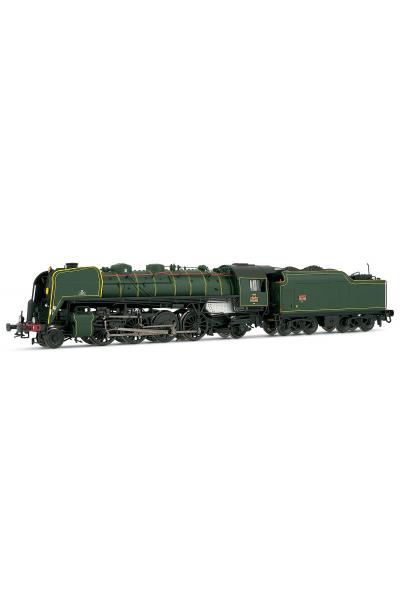 Jouef 2153 Паровоз 141 R 460 SNCF Epoche III 1/87