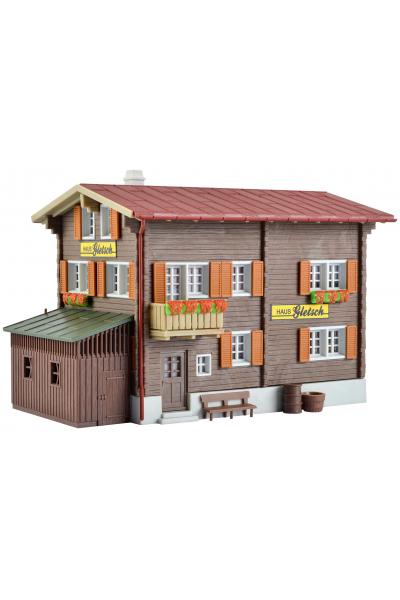 Kibri 38033 Дом Gletsch 1/87