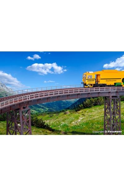 Kibri 39706 Мост радиусный 1/87