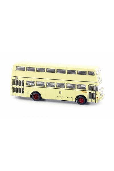 Minis 4403 Автобус Bussing D2U neutral cr?me 1/160