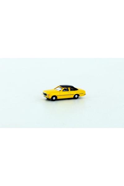 Minis 4505 Автомобиль Opel Rekord D 1/160