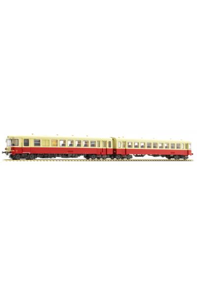 LSM 10061 Дизельпоезд  X 4504 + XR 8534 SNCF Epoche III 1/87