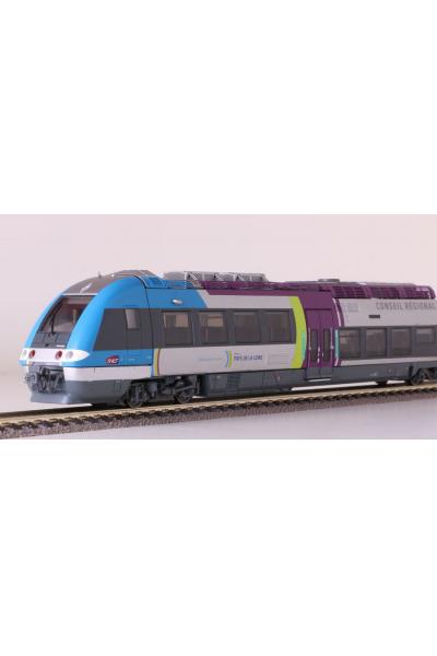 LSM 10094 Электропоезд Z 27779/27780 TER 4-вагона Epoche VI 1/87