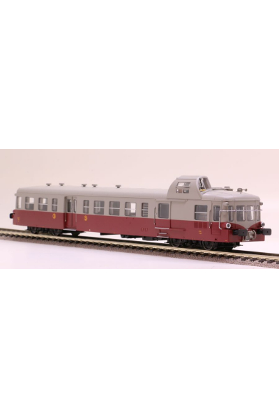 LSM 10136 Дизельпоезд X 93953 SNCF Epoche III 1/87