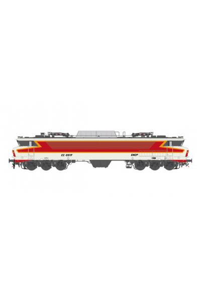 LSM 10324 Электровоз CC 6517 SNCF Epoche IV 1/87