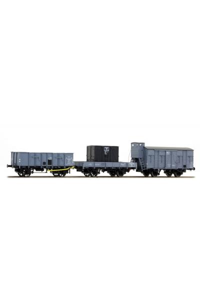 LSM 30274 Набор грузовых вагонов OCEM Epoche II 1/87