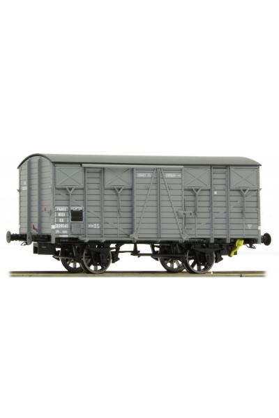 LSM 30373  Вагон грузовой OCEM 19 MIDI Epoche II 1/87