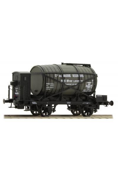 LSM 30550 Вагон грузовой OCEM 19 NORD Epoche II 1/87