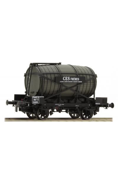 LSM 30551 Вагон грузовой OCEM 19 SNCF Epoche II 1/87
