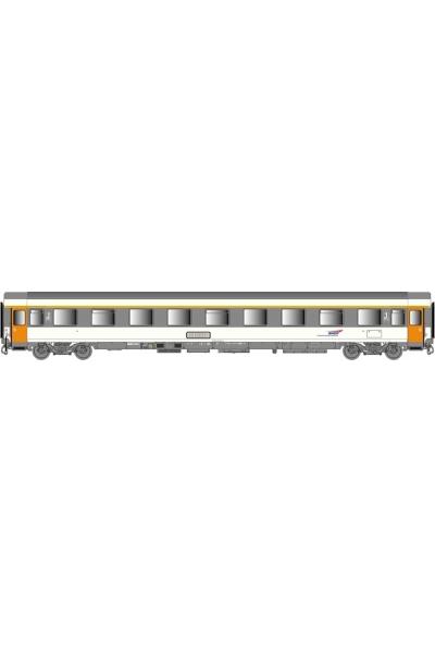 LS Models 40358 Вагон пассажирский A9u Corail SNCF Epoche IV 1/87