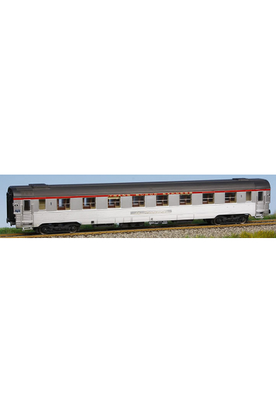 LSM 41108 Вагон пассажирский A8u Mistral 56 TEE SNCF Epoche III 1/87