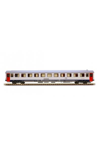 LSM 42328 Вагон пассажирский I6 Bm11 SNCB, Epoche VI 1/87