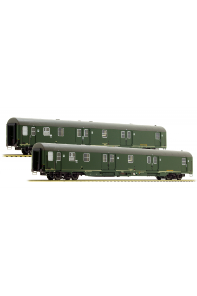 LSM 46301 Набор почтовых вагонов Deutsche Post AG Epoche IV 1/87