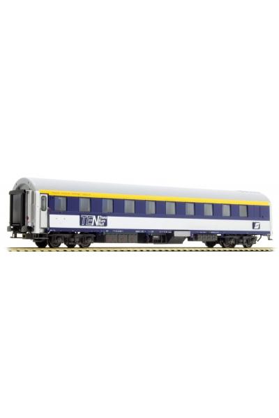 LSM 47031 Вагон пассажирский WLAB-30 inox OBB Epoche IV 1/87